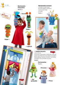 Catalogue Oliwood Toys Belgique 2017-2018 page 34