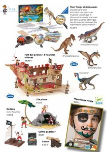 Catalogue Oliwood Toys Belgique 2017-2018 page 38