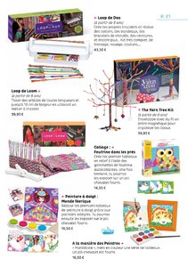 Catalogue Oliwood Toys Belgique 2017-2018 page 41