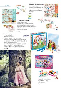 Catalogue Oliwood Toys Belgique 2017-2018 page 42