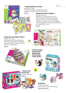 Catalogue Oliwood Toys Belgique 2017-2018 page 43