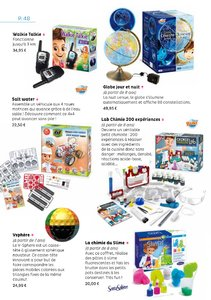 Catalogue Oliwood Toys Belgique 2017-2018 page 48