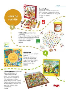 Catalogue Oliwood Toys Belgique 2017-2018 page 51