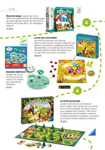 Catalogue Oliwood Toys Belgique 2017-2018 page 52
