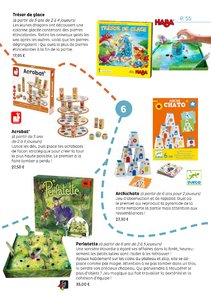 Catalogue Oliwood Toys Belgique 2017-2018 page 55