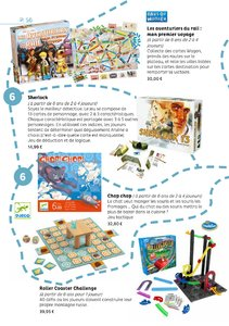 Catalogue Oliwood Toys Belgique 2017-2018 page 56