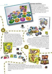 Catalogue Oliwood Toys Belgique 2017-2018 page 58