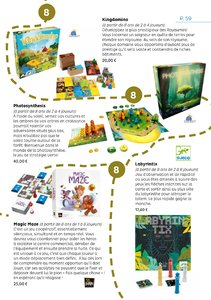 Catalogue Oliwood Toys Belgique 2017-2018 page 59