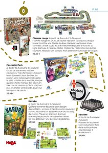Catalogue Oliwood Toys Belgique 2017-2018 page 61