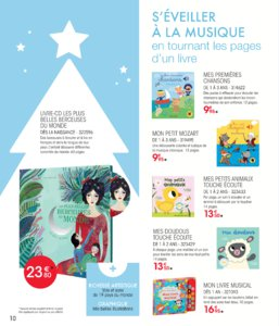 Catalogue Oxybul France Noël 2016 page 10