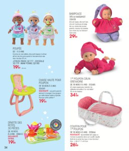 Catalogue Oxybul France Noël 2016 page 34