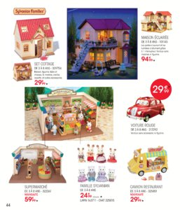 Catalogue Oxybul France Noël 2016 page 44