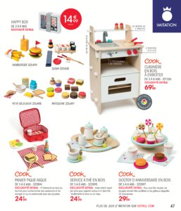 Catalogue Oxybul France Noël 2016 page 47