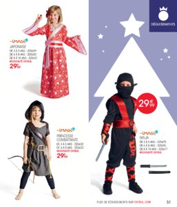Catalogue Oxybul France Noël 2016 page 51