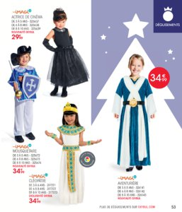Catalogue Oxybul France Noël 2016 page 53