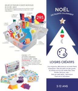 Catalogue Oxybul France Noël 2016 page 81