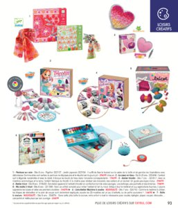 Catalogue Oxybul France Noël 2016 page 93
