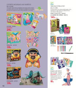 Catalogue Oxybul France Noël 2016 page 94
