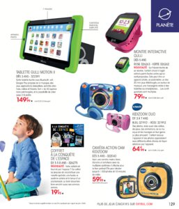 Catalogue Oxybul France Noël 2016 page 129