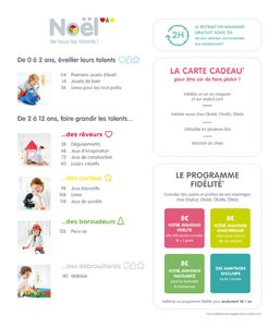 Catalogue Oxybul Noël 2018 page 3