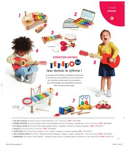 Catalogue Oxybul Noël 2018 page 71