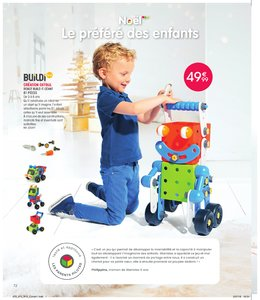 Catalogue Oxybul Noël 2018 page 72