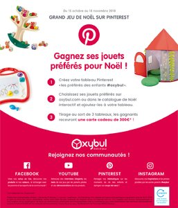 Catalogue Oxybul Noël 2018 page 147