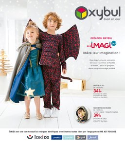 Catalogue Oxybul Noël 2018 page 148
