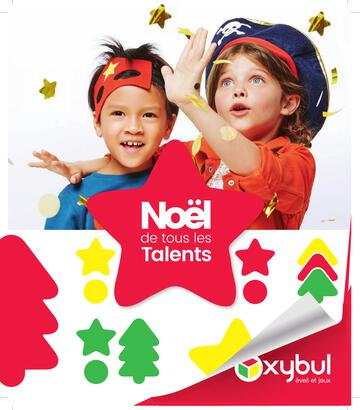 Catalogue Oxybul Noël 2020