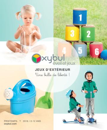 Catalogue Oxybul France printemps-été 2016