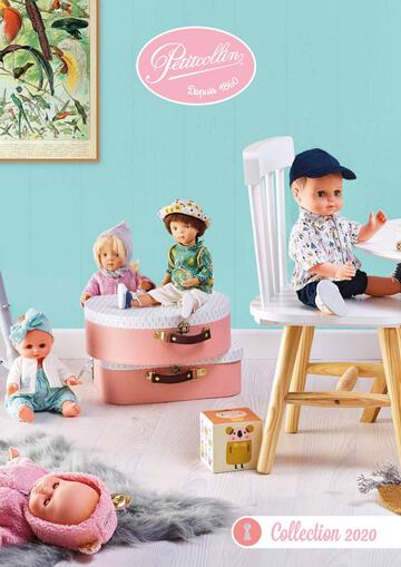 Catalogue Petitcollin France Collection 2020