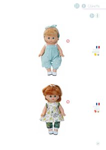 Catalogue Petitcollin France Collection 2020 page 29