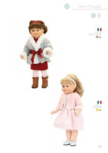 Catalogue Petitcollin France Collection 2020 page 35
