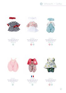Catalogue Petitcollin France Collection 2020 page 61