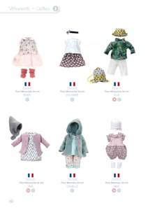 Catalogue Petitcollin France Collection 2020 page 62