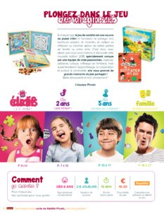 Catalogue Picwic France Guide Des Jeux 2018 page 2