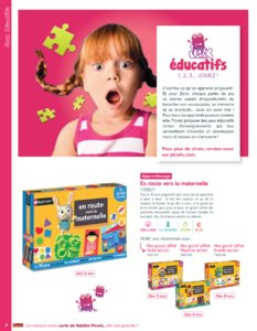 Catalogue Picwic France Guide Des Jeux 2018 page 4