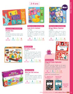 Catalogue Picwic France Guide Des Jeux 2018 page 5