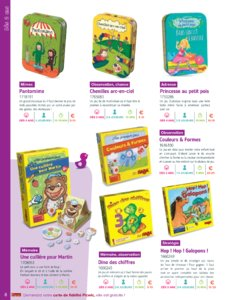 Catalogue Picwic France Guide Des Jeux 2018 page 8