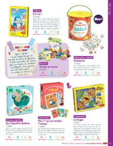 Catalogue Picwic France Guide Des Jeux 2018 page 9