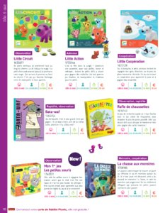 Catalogue Picwic France Guide Des Jeux 2018 page 10