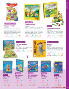 Catalogue Picwic France Guide Des Jeux 2018 page 11