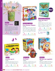 Catalogue Picwic France Guide Des Jeux 2018 page 12