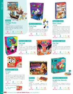 Catalogue Picwic France Guide Des Jeux 2018 page 16