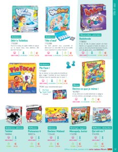 Catalogue Picwic France Guide Des Jeux 2018 page 17
