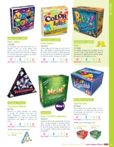 Catalogue Picwic France Guide Des Jeux 2018 page 21
