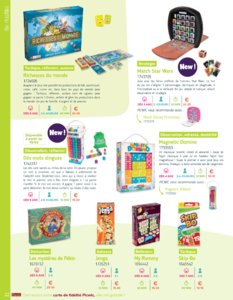 Catalogue Picwic France Guide Des Jeux 2018 page 22