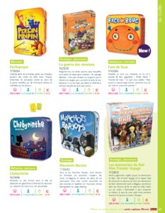 Catalogue Picwic France Guide Des Jeux 2018 page 25