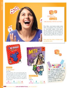 Catalogue Picwic France Guide Des Jeux 2018 page 28