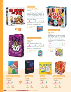 Catalogue Picwic France Guide Des Jeux 2018 page 30